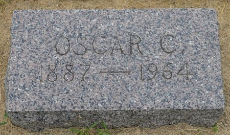 JOHNSON, OSCAR CARL - Union County, South Dakota | OSCAR CARL JOHNSON - South Dakota Gravestone Photos