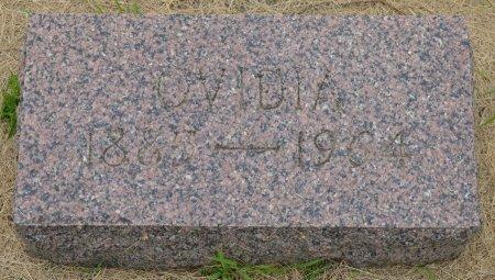 JOHNSON, OVIDIA - Union County, South Dakota   OVIDIA JOHNSON - South Dakota Gravestone Photos