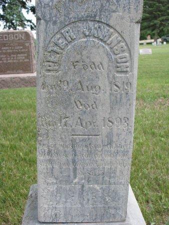 JOHNSON, PETER (CLOSEUP) - Union County, South Dakota | PETER (CLOSEUP) JOHNSON - South Dakota Gravestone Photos