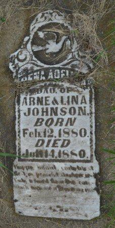 JOHNSON, RENA ADELINA - Union County, South Dakota | RENA ADELINA JOHNSON - South Dakota Gravestone Photos