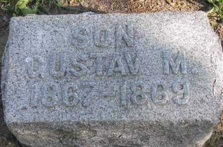 JOHNSON-RUUD, GUSTAV M. - Union County, South Dakota | GUSTAV M. JOHNSON-RUUD - South Dakota Gravestone Photos