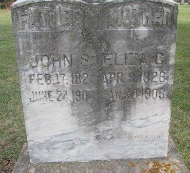 JONES, JOHN S. - Union County, South Dakota | JOHN S. JONES - South Dakota Gravestone Photos