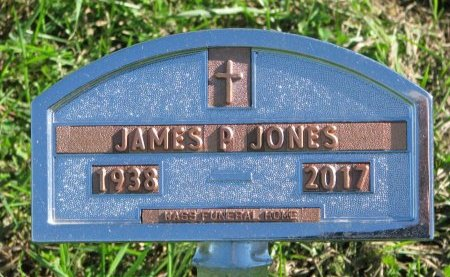 "JONES, JAMES PORTER ""JIM"" - Union County, South Dakota 