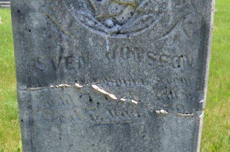 JONSSON, SWEN (CLOSE UP) - Union County, South Dakota   SWEN (CLOSE UP) JONSSON - South Dakota Gravestone Photos