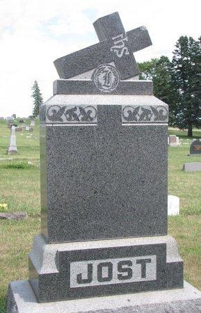 JOST, *FAMILY MONUMENT - Union County, South Dakota | *FAMILY MONUMENT JOST - South Dakota Gravestone Photos