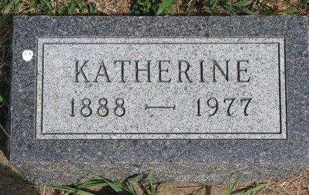 JOST, KATHERINE - Union County, South Dakota   KATHERINE JOST - South Dakota Gravestone Photos