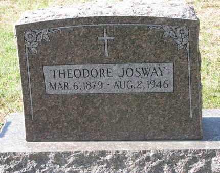 JOSWAY, THEODORE - Union County, South Dakota   THEODORE JOSWAY - South Dakota Gravestone Photos