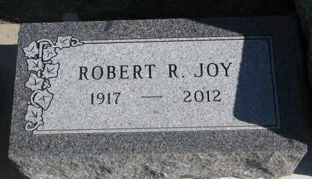 JOY, ROBERT R. - Union County, South Dakota | ROBERT R. JOY - South Dakota Gravestone Photos
