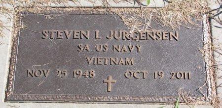 JURGENSEN, STEVEN L. (VIETNAM) - Union County, South Dakota | STEVEN L. (VIETNAM) JURGENSEN - South Dakota Gravestone Photos