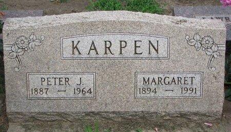 KARPEN, PETER J. - Union County, South Dakota | PETER J. KARPEN - South Dakota Gravestone Photos