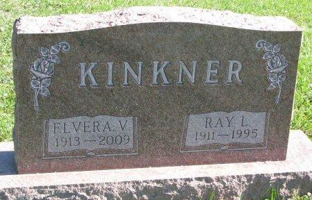 KINKNER, ELVERA VIOLET - Union County, South Dakota | ELVERA VIOLET KINKNER - South Dakota Gravestone Photos