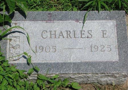 LABRECHE, CHARLES E. - Union County, South Dakota | CHARLES E. LABRECHE - South Dakota Gravestone Photos