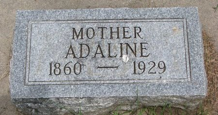 LABRUNE, ADALINE - Union County, South Dakota | ADALINE LABRUNE - South Dakota Gravestone Photos