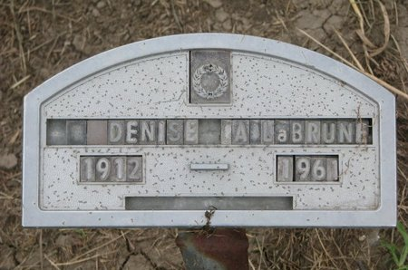 LABRUNE, DENISE A. - Union County, South Dakota | DENISE A. LABRUNE - South Dakota Gravestone Photos