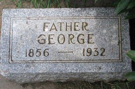 LABRUNE, GEORGE - Union County, South Dakota | GEORGE LABRUNE - South Dakota Gravestone Photos