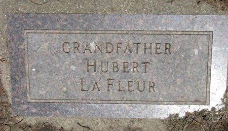 LAFLEUR, HUBERT - Union County, South Dakota   HUBERT LAFLEUR - South Dakota Gravestone Photos