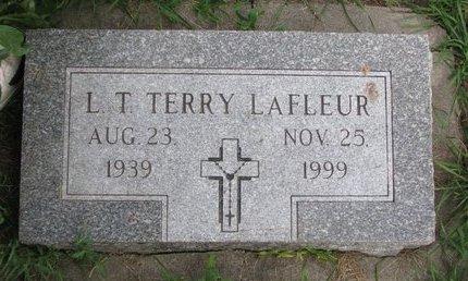 LAFLEUR, L.T. TERRY - Union County, South Dakota | L.T. TERRY LAFLEUR - South Dakota Gravestone Photos