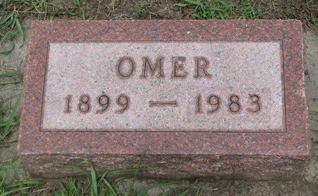 LAFLEUR, OMER - Union County, South Dakota   OMER LAFLEUR - South Dakota Gravestone Photos