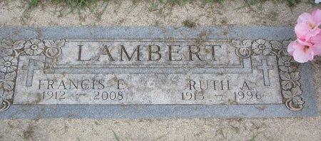 DOOHEN LAMBERT, RUTH A. - Union County, South Dakota | RUTH A. DOOHEN LAMBERT - South Dakota Gravestone Photos