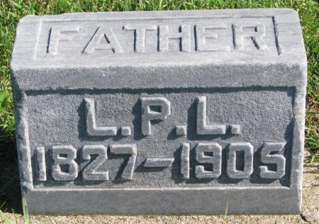 LAMBERTSON, LEVI PURNELL - Union County, South Dakota | LEVI PURNELL LAMBERTSON - South Dakota Gravestone Photos