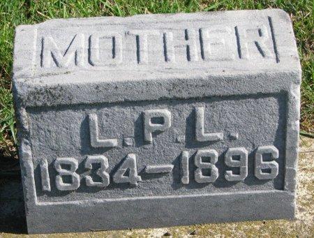 LAMBERTSON, LYDIA PUGH (FOOTSTONE) - Union County, South Dakota   LYDIA PUGH (FOOTSTONE) LAMBERTSON - South Dakota Gravestone Photos