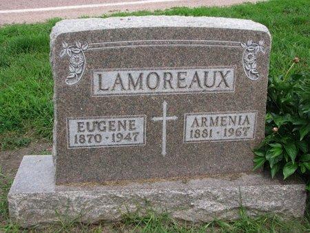 LAMOREAUX, EUGENE - Union County, South Dakota | EUGENE LAMOREAUX - South Dakota Gravestone Photos
