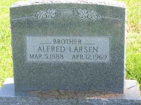 LARSEN, ALFRED - Union County, South Dakota | ALFRED LARSEN - South Dakota Gravestone Photos