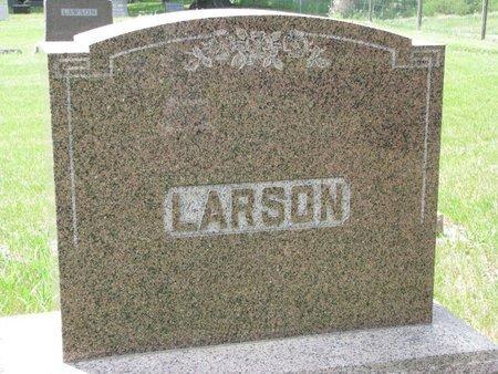 LARSON, *LARSON FAMILY MEMORIAL - Union County, South Dakota | *LARSON FAMILY MEMORIAL LARSON - South Dakota Gravestone Photos