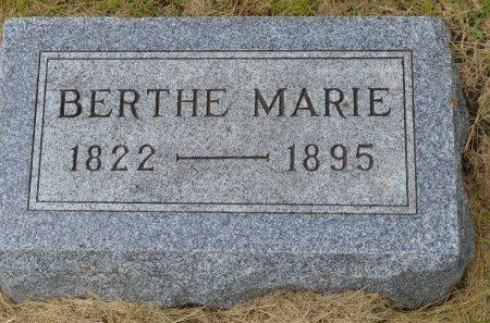 LARSON, BERTHE MARIE - Union County, South Dakota | BERTHE MARIE LARSON - South Dakota Gravestone Photos