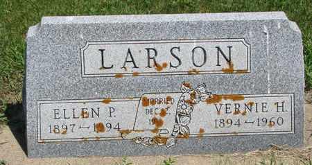 LARSON, VERNIE H. - Union County, South Dakota | VERNIE H. LARSON - South Dakota Gravestone Photos