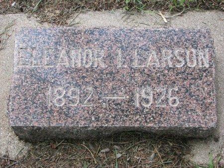 LARSON, ELEANOR I. - Union County, South Dakota | ELEANOR I. LARSON - South Dakota Gravestone Photos