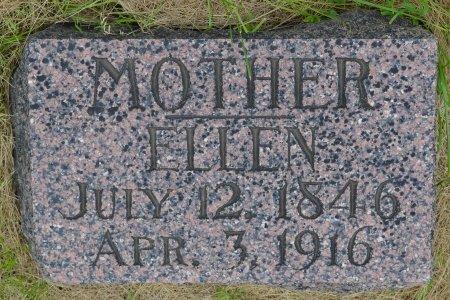 LARSON, ELLEN - Union County, South Dakota | ELLEN LARSON - South Dakota Gravestone Photos