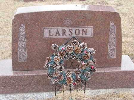 LARSON, *FAMILY STONE - Union County, South Dakota | *FAMILY STONE LARSON - South Dakota Gravestone Photos