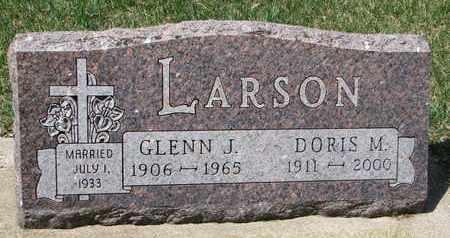 LARSON, DORIS M. - Union County, South Dakota | DORIS M. LARSON - South Dakota Gravestone Photos