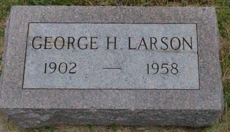 LARSON, GEORGE HENRY - Union County, South Dakota | GEORGE HENRY LARSON - South Dakota Gravestone Photos