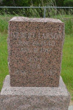 "LARSON, GULDBRAND ""GILBERT"" - Union County, South Dakota | GULDBRAND ""GILBERT"" LARSON - South Dakota Gravestone Photos"