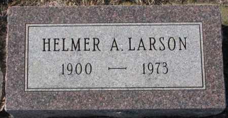 LARSON, HELMER A. - Union County, South Dakota | HELMER A. LARSON - South Dakota Gravestone Photos