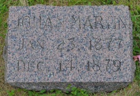 LARSON, JOHAN MARTIN - Union County, South Dakota   JOHAN MARTIN LARSON - South Dakota Gravestone Photos