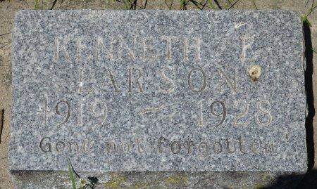 LARSON, KENNETH F. - Union County, South Dakota   KENNETH F. LARSON - South Dakota Gravestone Photos