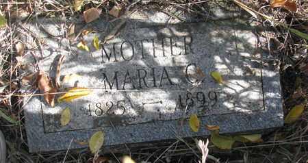 LARSON, MARIA C. - Union County, South Dakota | MARIA C. LARSON - South Dakota Gravestone Photos