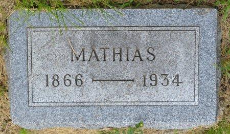 LARSON, MATHIAS - Union County, South Dakota | MATHIAS LARSON - South Dakota Gravestone Photos