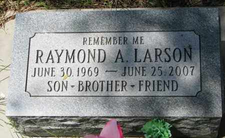 LARSON, RAYMOND A. - Union County, South Dakota | RAYMOND A. LARSON - South Dakota Gravestone Photos