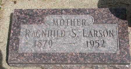 LARSON, RAGNHILD S. - Union County, South Dakota | RAGNHILD S. LARSON - South Dakota Gravestone Photos