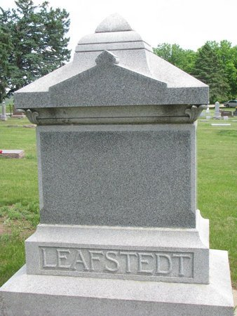 LEAFSTEDT, *FAMILY MEMORIAL - Union County, South Dakota | *FAMILY MEMORIAL LEAFSTEDT - South Dakota Gravestone Photos