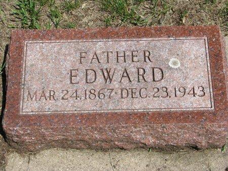 LEAFSTEDT, EDWARD - Union County, South Dakota | EDWARD LEAFSTEDT - South Dakota Gravestone Photos