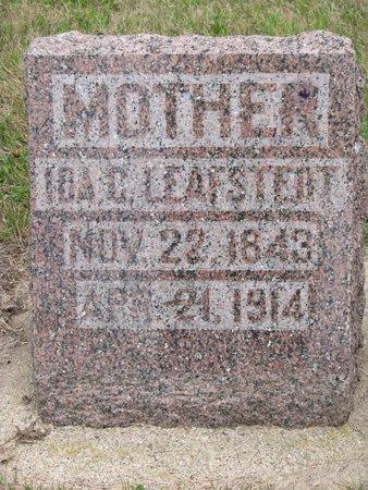 LEAFSTEDT, IDA C. - Union County, South Dakota | IDA C. LEAFSTEDT - South Dakota Gravestone Photos