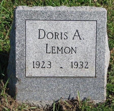 LEMON, DORIS ADELINE - Union County, South Dakota | DORIS ADELINE LEMON - South Dakota Gravestone Photos
