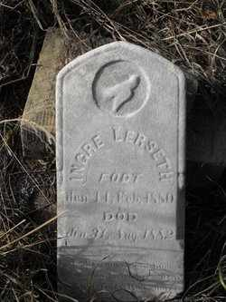 LERSETH, INGRE - Union County, South Dakota | INGRE LERSETH - South Dakota Gravestone Photos