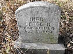 LERSETH, INGRI - Union County, South Dakota | INGRI LERSETH - South Dakota Gravestone Photos