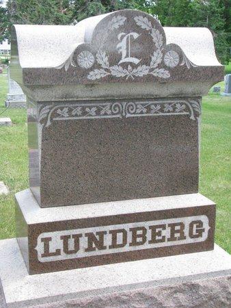 LUNDBERG, *FAMILY MEMORIAL-PETER, ERNEST, AMANDA, ESTHER, EDWARD & ROG - Union County, South Dakota   *FAMILY MEMORIAL-PETER, ERNEST, AMANDA, ESTHER, EDWARD & ROG LUNDBERG - South Dakota Gravestone Photos